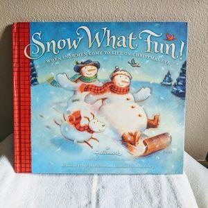 Hallmark. 'Snow what fun! '